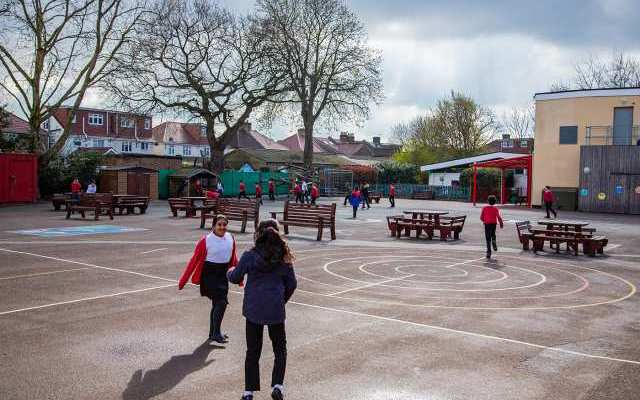 Orchard Primary School Hounslow
