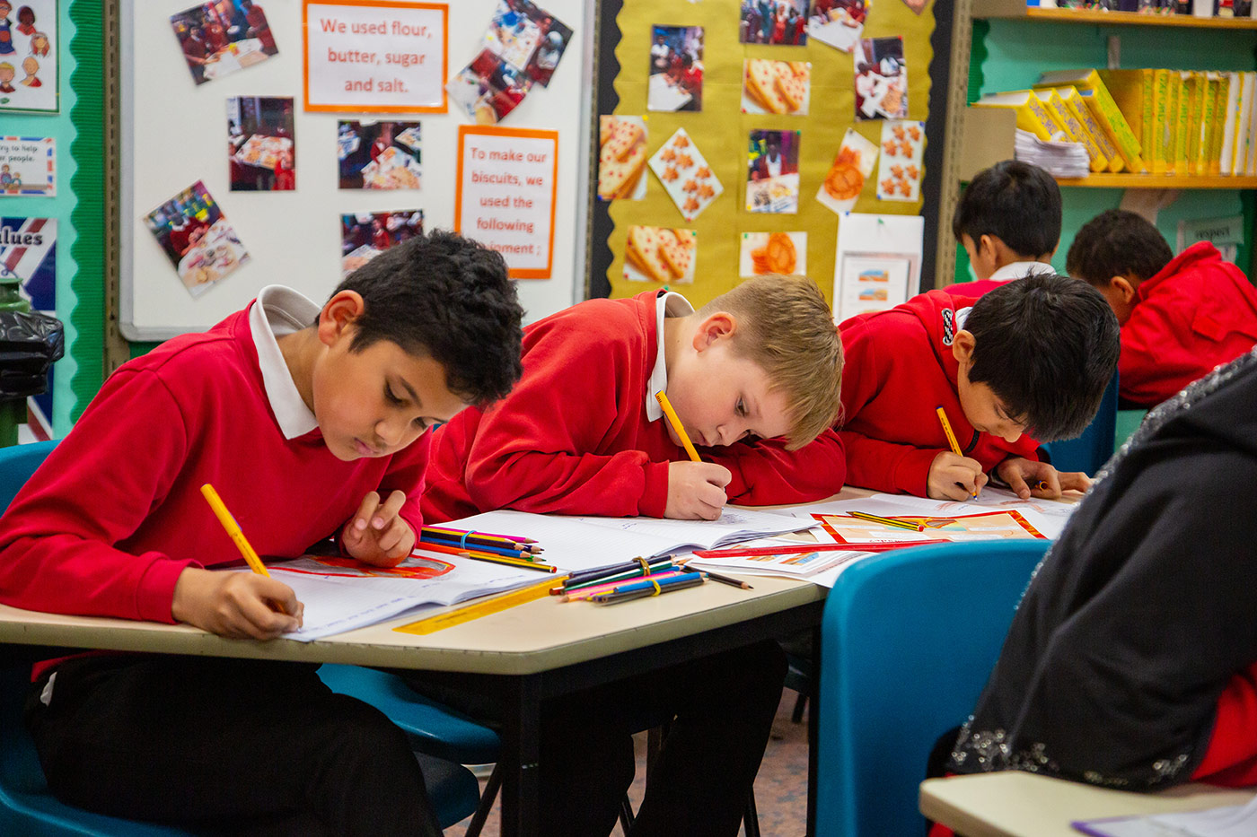 Curriculum Year 4 - Orchard Primary School Hounslow