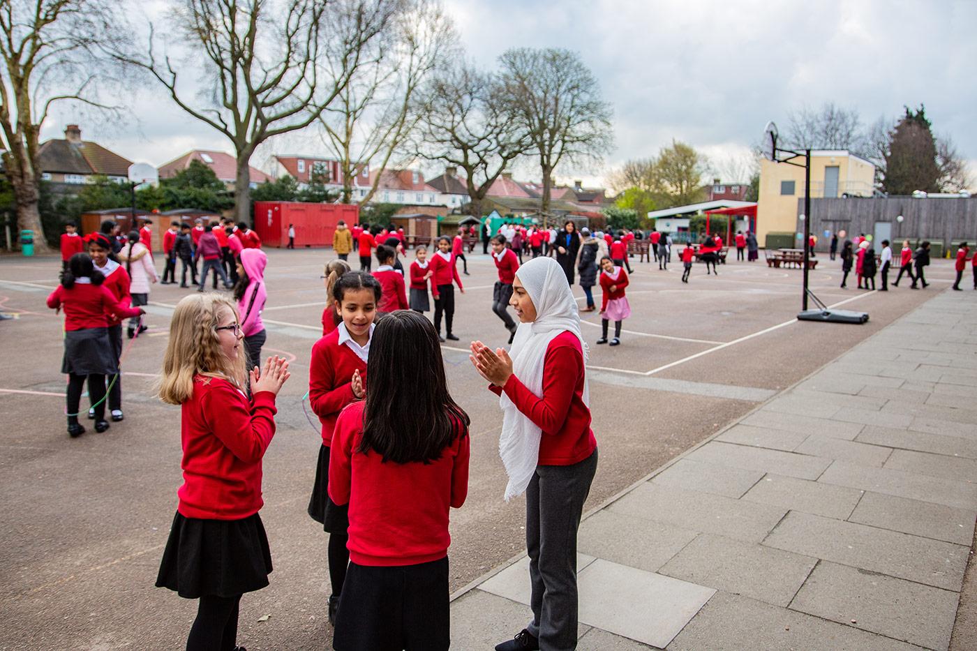 School uniform -  Orchard Primary School Hounslow